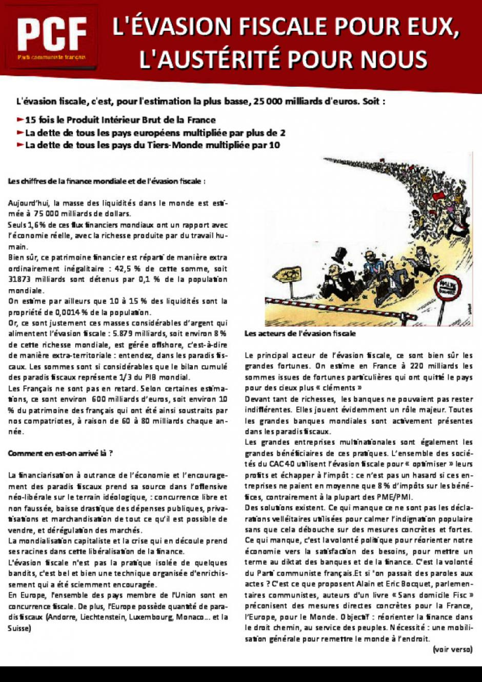 TRACT (22/10/16)