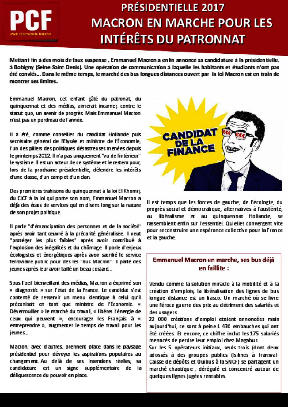 TRACT (18/11/16)