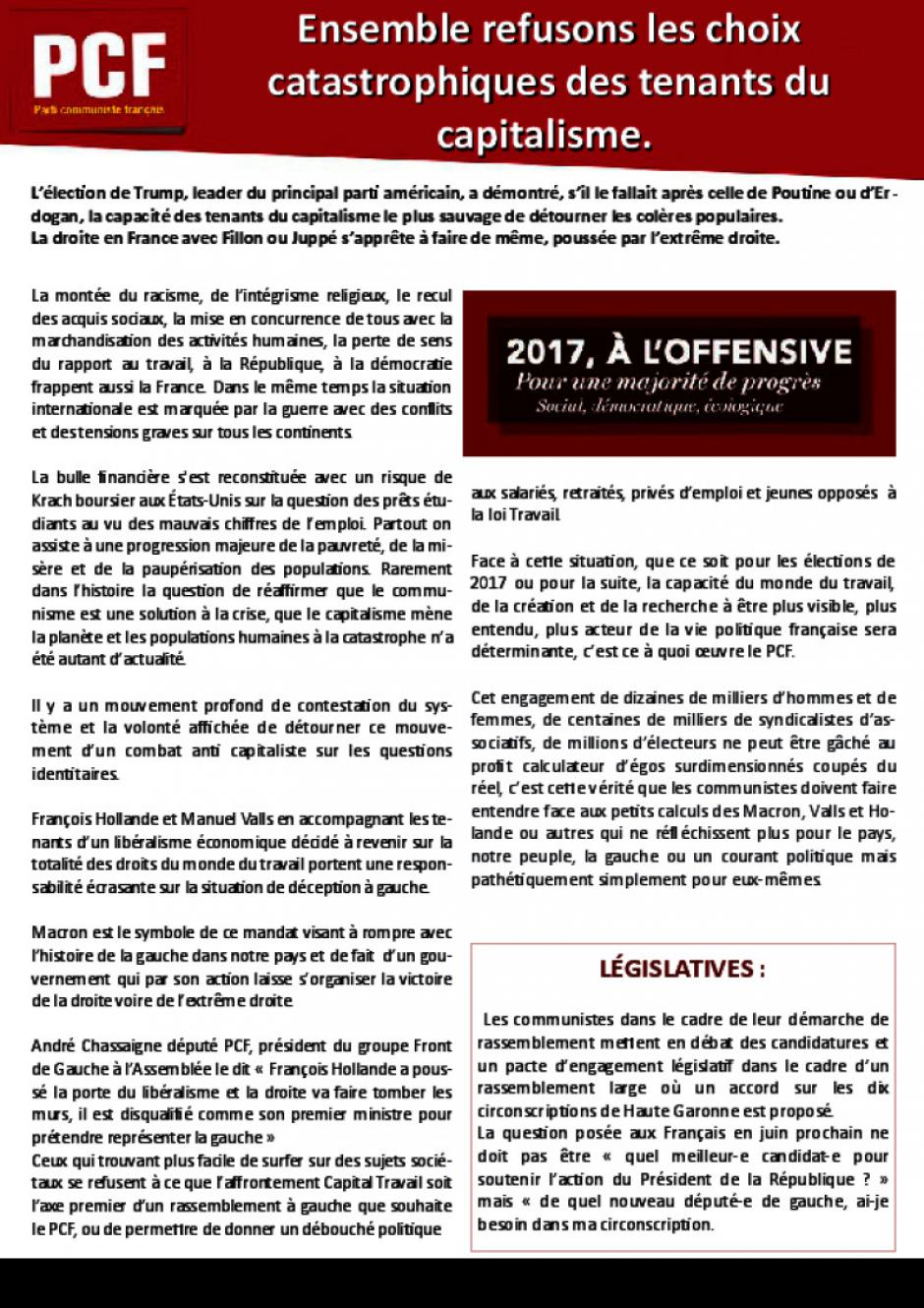 TRACT  (29/11/16)